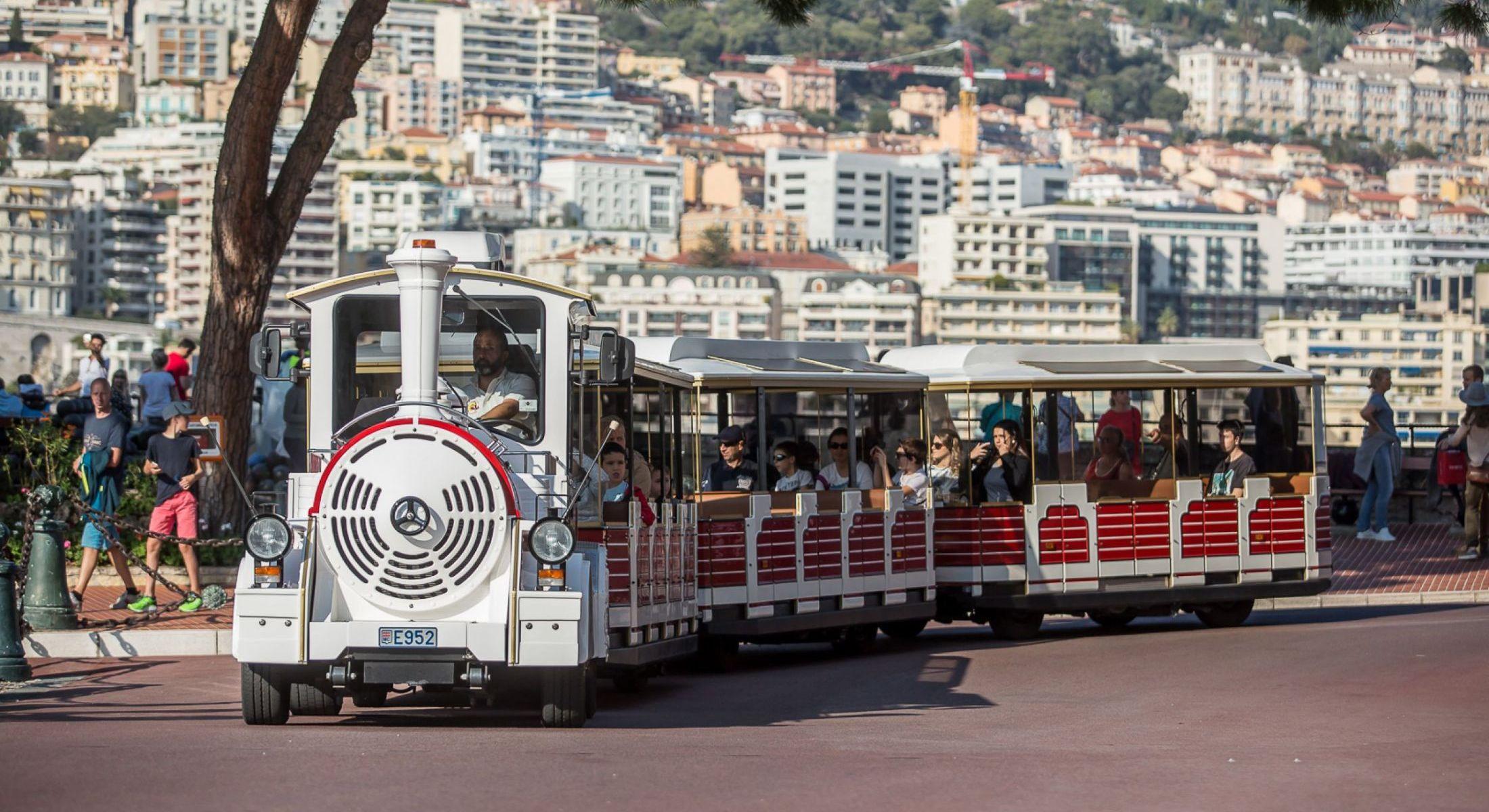 Monaco - Le petit Train
