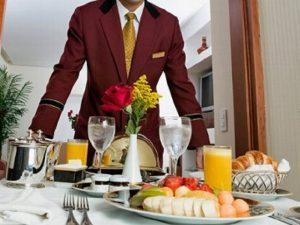 Un de nos services : le Room Service