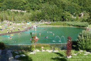 vacances à vence: baignade